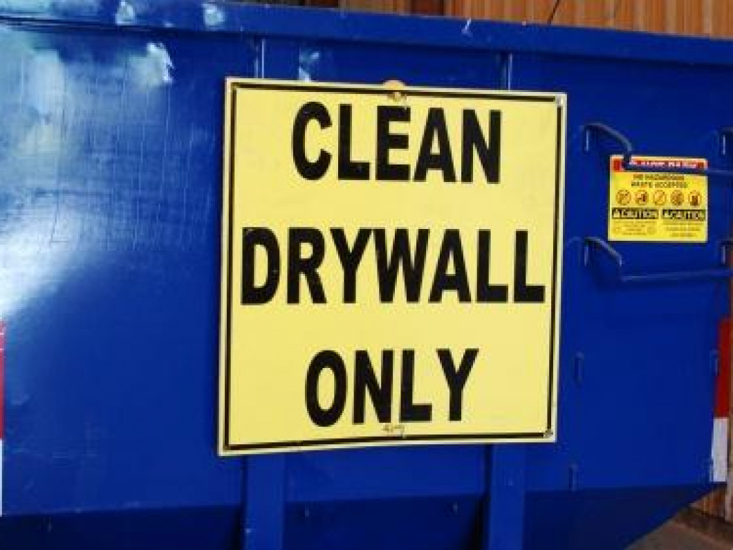 DRYWALL RECYCLING
